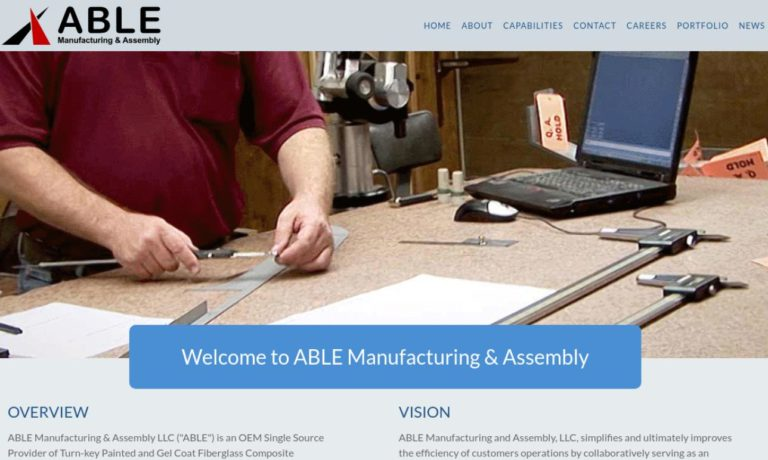 Able Manufacturing & Assembly, LLC