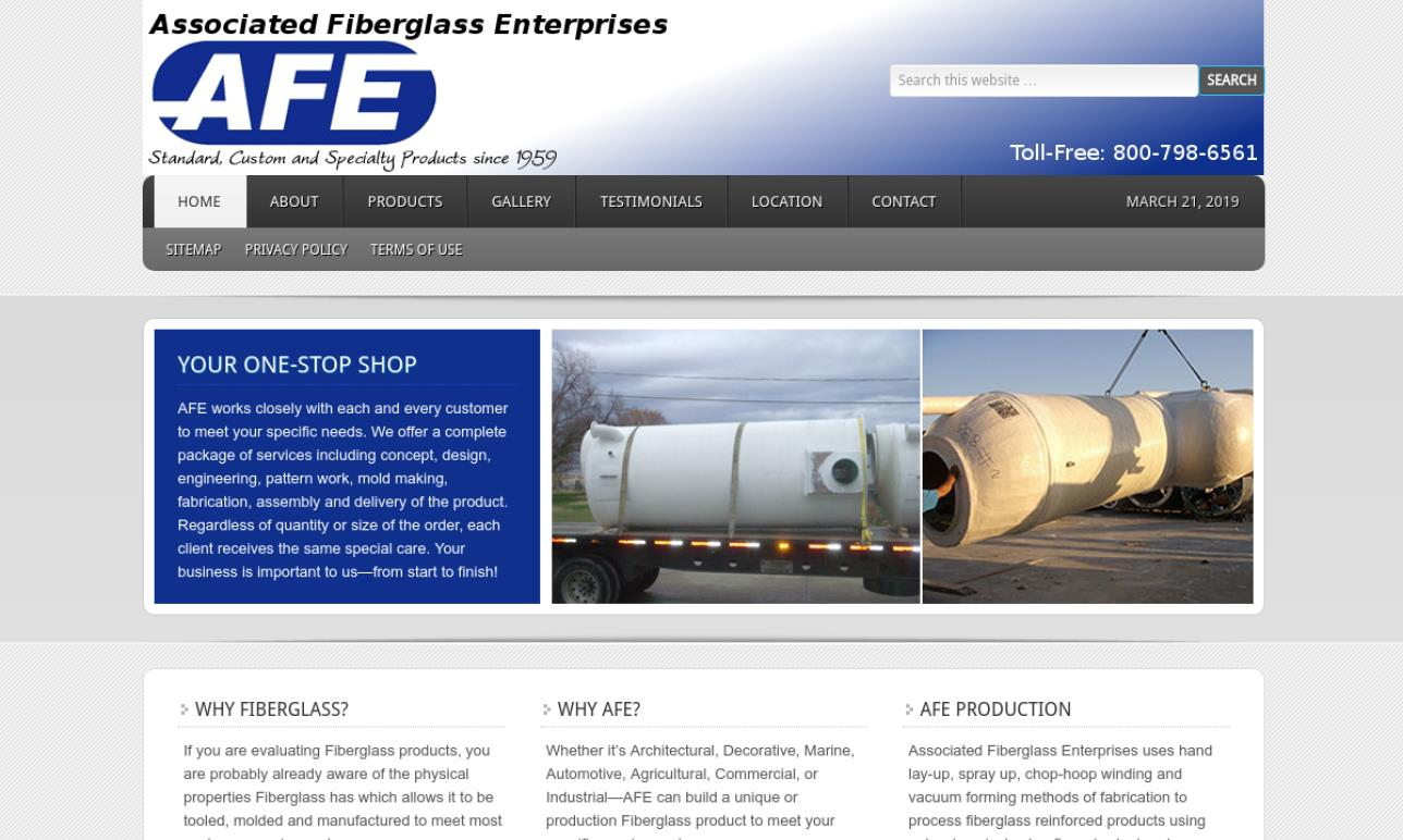 Associated Fiberglass Enterprises