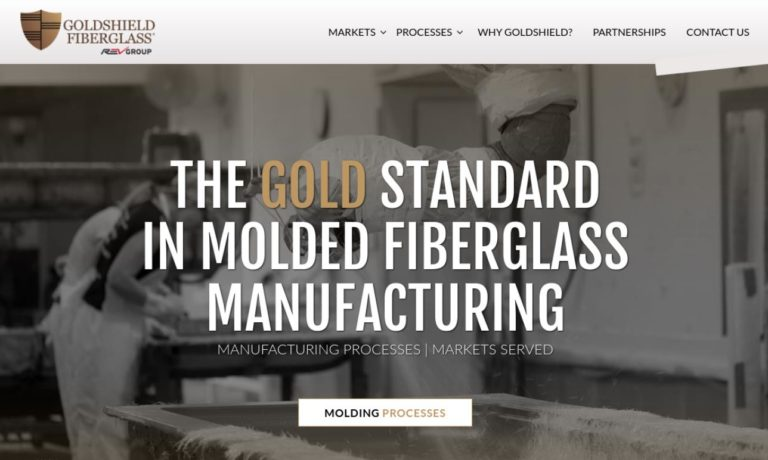 Goldshield Fiberglass