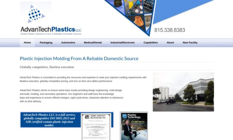 AdvanTech Plastics LLC
