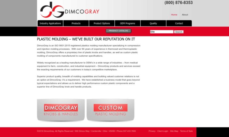 DimcoGray Corporation