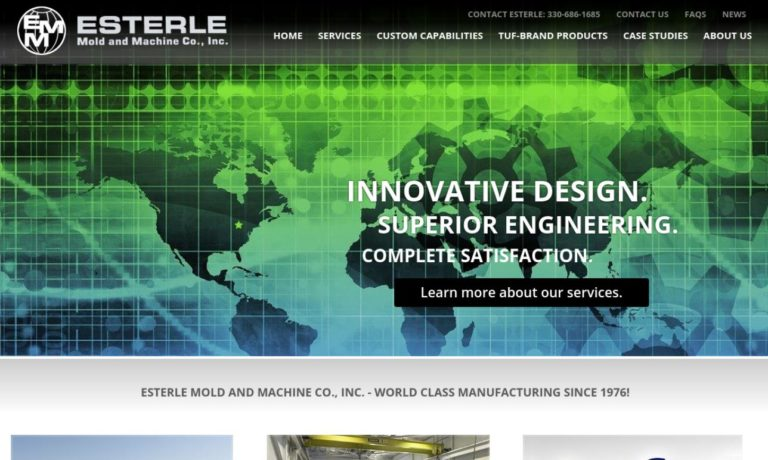Esterle Mold & Machine Company, Inc.