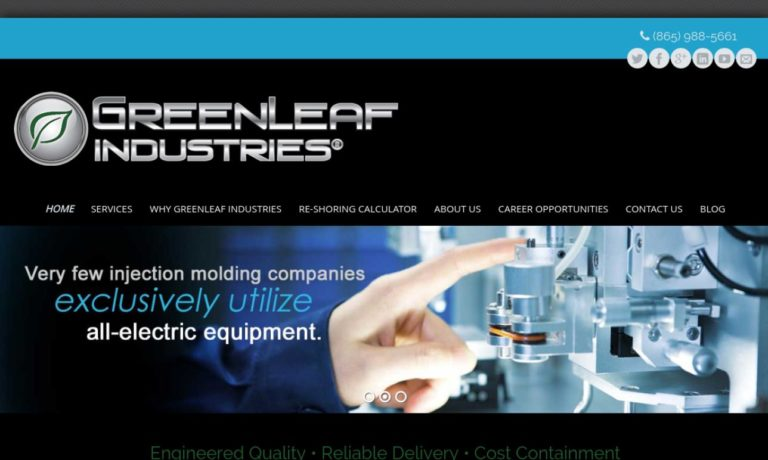 GreenLeaf Industries
