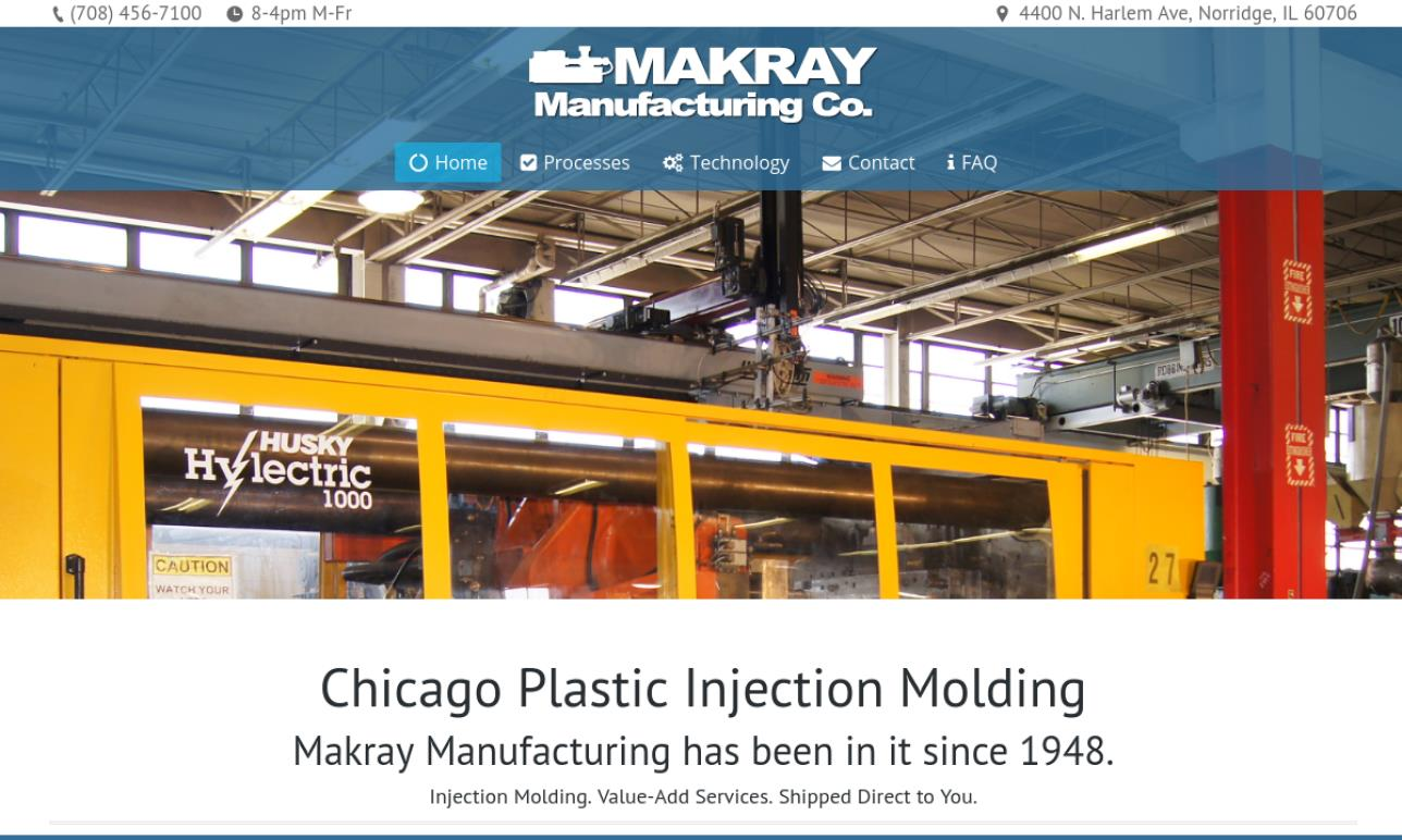Makray Manufacturing