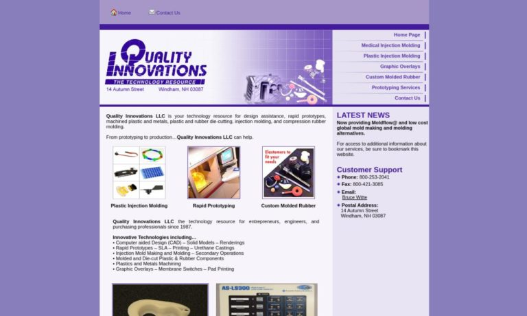 Quality Innovations, LLC