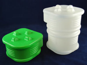 RD Plastic Blow Molded Valve Cases