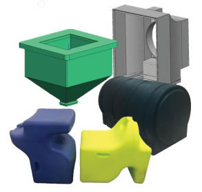 Roto Molded Products