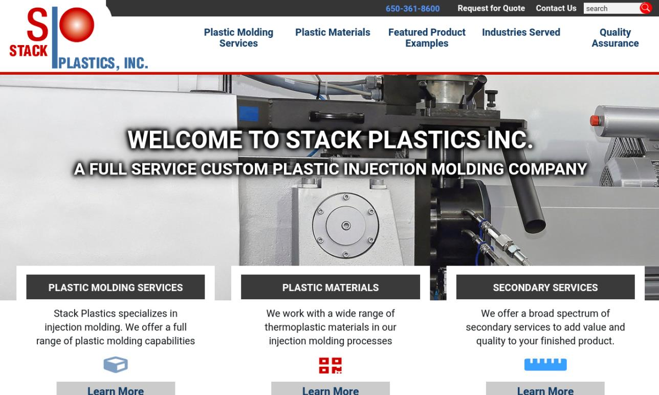 Stack Plastics, Inc.