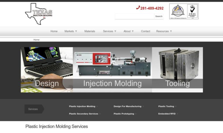 Texas Injection Molding LLC