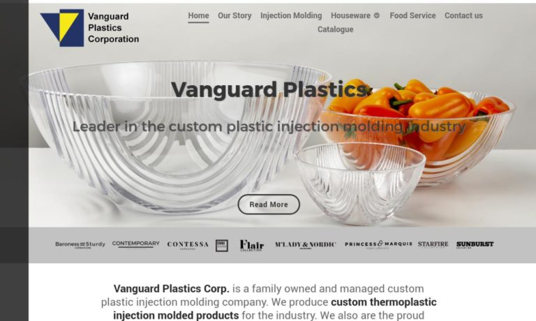 Vanguard Plastics Corporation