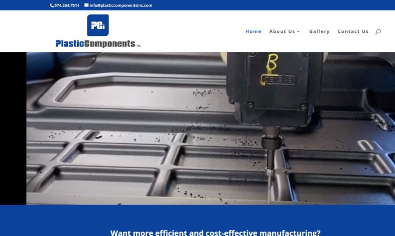 Plastic Components, Inc.