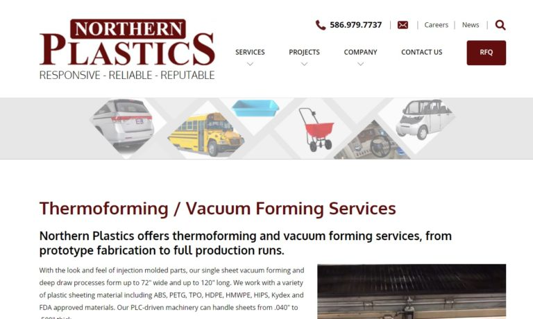 Northern Plastics, Inc.