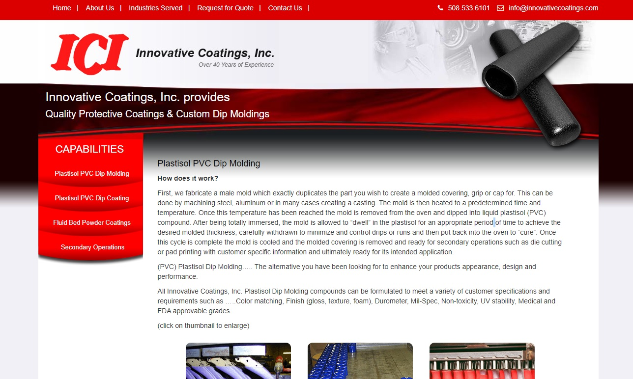 Innovative Coatings, Inc.