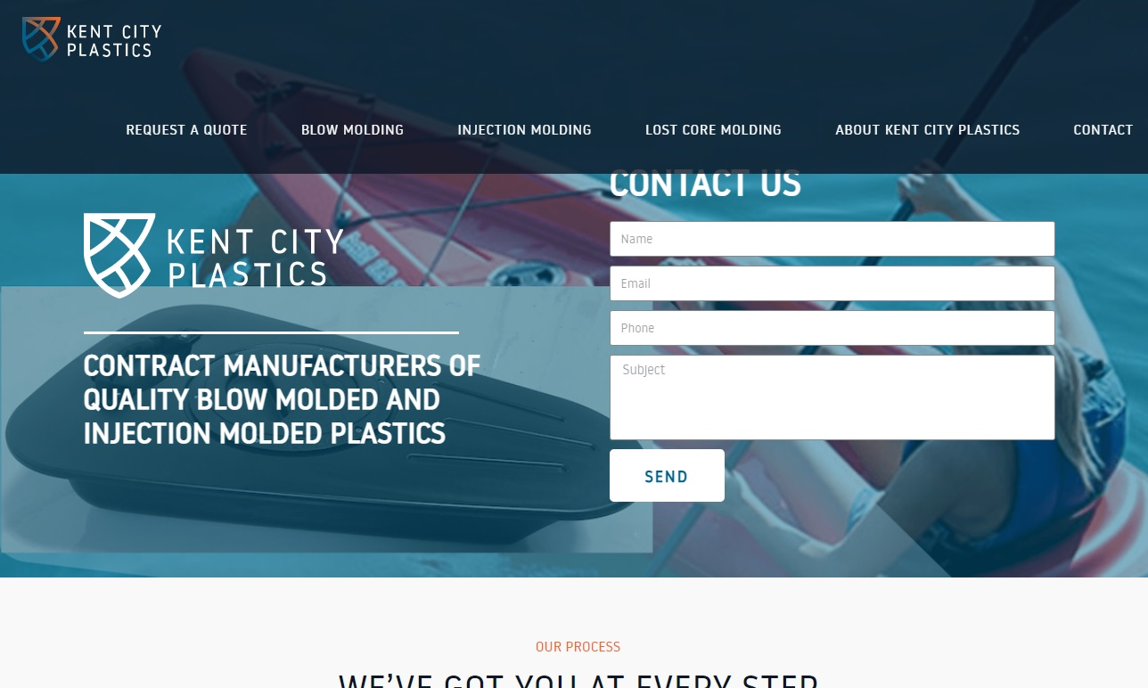 Kent City Plastics
